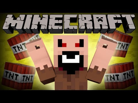 If Notch was Evil Minecraft