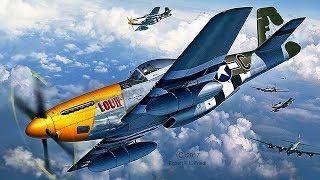 FULL VIDEO BUILD REVELL P-51D MUSTANG (New tool)