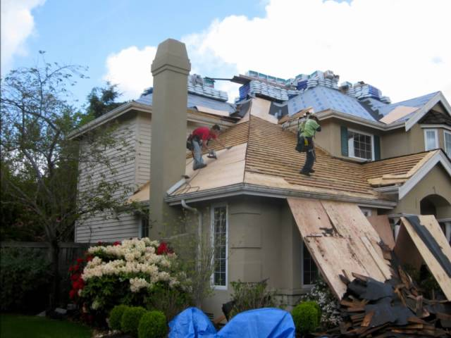 Sammamish Roof Company - Complete Roofing Job in Sammamish