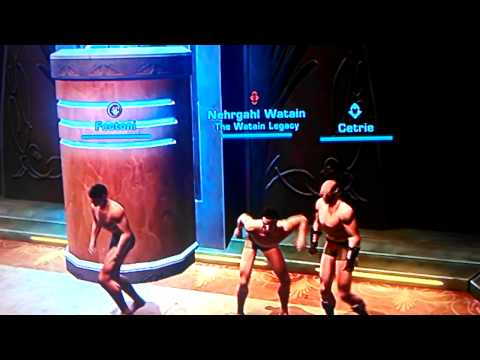 The Old Republic Naked Dance