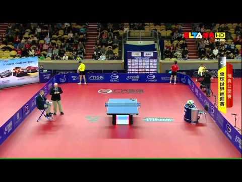 2013 Swedish Open (ms-sf) XU Xin - FAN Zhendong [HD] [Full Match/Chinese]