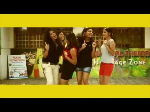Pharrell Williams - Happy [KOCHI IS ADIPOLI HAPPY]