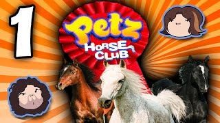 Petz Horse Club: Horsing Around - PART 1 - Game Grumps
