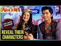 Siddharth Nigam And Avneet Kaur Reveal About Their Characters | Alladin | EXCLUSIVE INTERVIEW