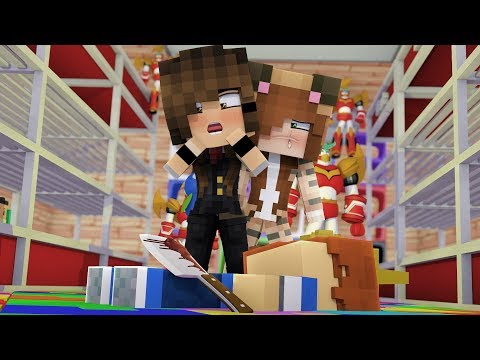 Minecraft Daycare - KILLER ON THE LOOSE !?
