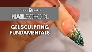 YN NAIL SCHOOL - GEL SCULPTING FUNDAMENTALS