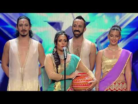 "Thumbs Up for Bollywood on ""Spain Got Talent"""