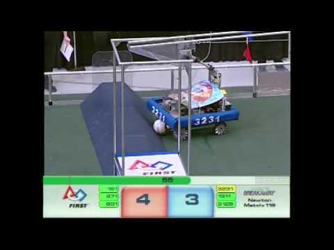 FRC 2010 Newton Match 119