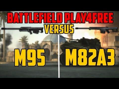BFP4F VERSUS - M95 VS M82A3