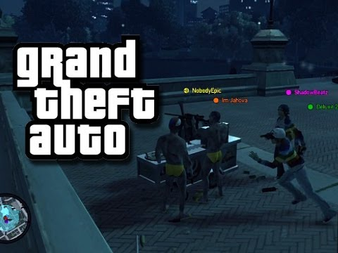 GTA Funny Moments and Stuff 7 (I Can't Wait for GTA 5)