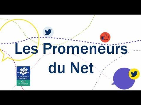 Les Promeneurs du Net dans le Morbihan