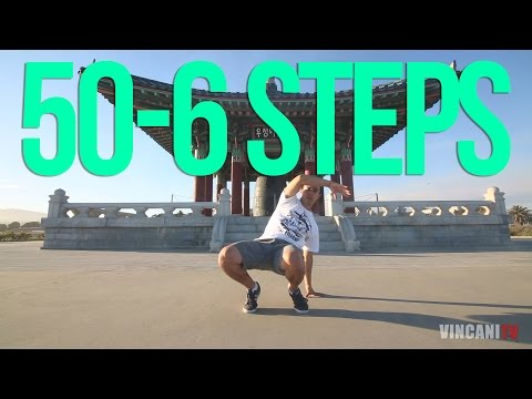 50 6-Step Challenge | Footwork Training thumbnail