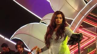 Ghoomar Live By Shreya Ghoshal