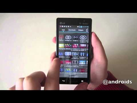 T-Mobile LG Optimus L9 Video Review