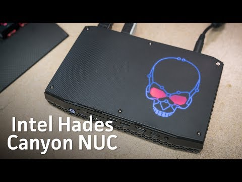 Intel Hades Canyon NUC review: A premium mini-PC that offers solid gaming performance