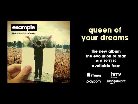 Example - 'Queen Of Your Dreams' (Audio Only)