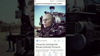 Thomas the train MEMES
