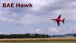 Aero L-39 Albatros + BAE Hawk, jet giant scale RC airplanes, 2016