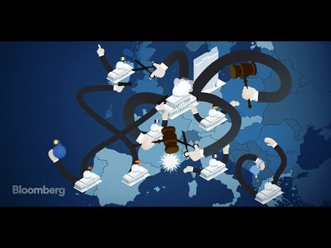 The European Debt Crisis Visualized