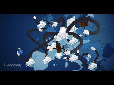 The European Debt Crisis Visualized