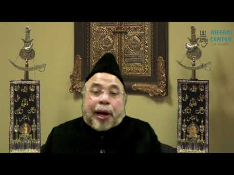 7th #Muharram - Maulana Sadiq Hasan  2020/1442