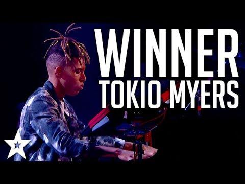 Tokio Myers WINNER | ALL Performances | Britain's Got Talent 2017