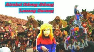 Atraksi Odong Odong Seru & Lucu | Singa Dangdut Putri Kendedes (Cover Ngamen Lanang Garang)