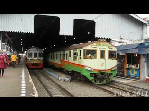 KRD Bumi Geulis Departure Bogor Station