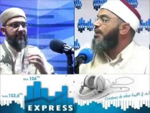 image vid�o مناظرة بين محمد الهنتاتي و الفريد الباجي حول الفكر الوهابي.4/1