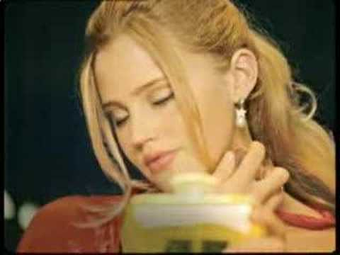 Estella Warren -  Chanel 1st. commercial