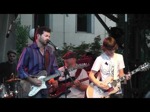 Tab Benoit - Her Mind is Gone (Crescent City Blues&BBQ Fest, Oct.15, 2011)