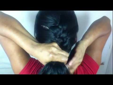 Trenza para cabello estilo francés - Recogidos y peinados
