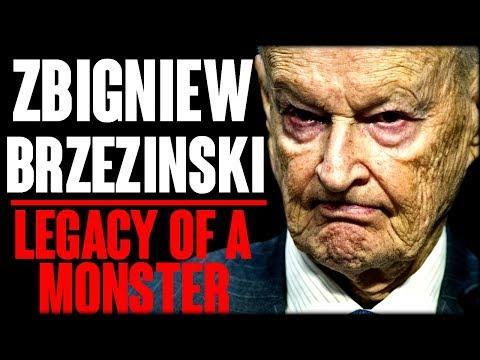 Zbigniew Brzezinski : Legacy of a Monster | The Millennial Revolt