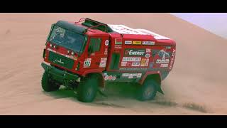 DAKAR 2018 01 09 MAZ SportautoTEAM STAGES 3-4 MAZ TEAM