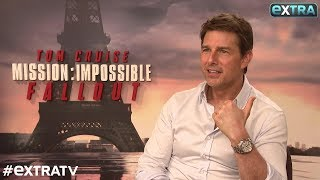 Tom Cruise Gives Health Update on Val Kilmer
