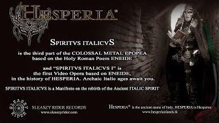 HESPERIA - Spiritvs Italicvs I