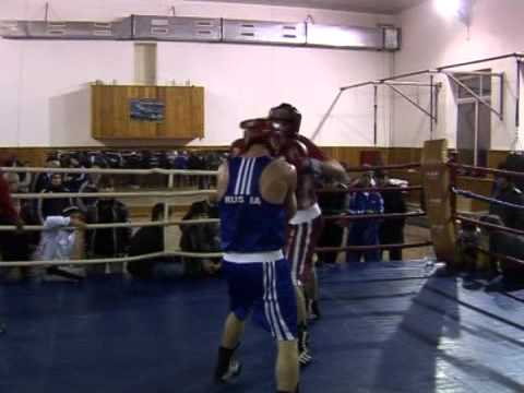 ТБС-Каспийск: Бокс