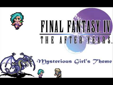 Ffiv: The After Years - Mysterious Girl's Theme video