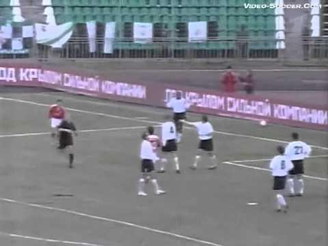 СПАРТАК - Торпедо-Металлург (Москва) 3:2, Чемпионат России - 2004