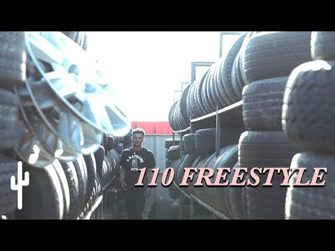 Junior Grave$ - '110 FREESTYLE' | OFFICIAL MUSIC VIDEO