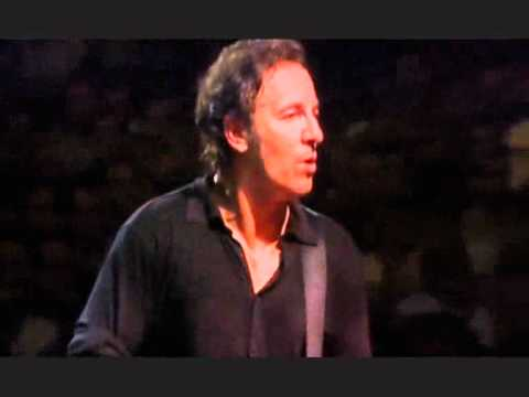 Bruce Springsteen - Atlantic City - Bruce Springsteen - Mt Smart Stadium, Auckland 1-3-2014
