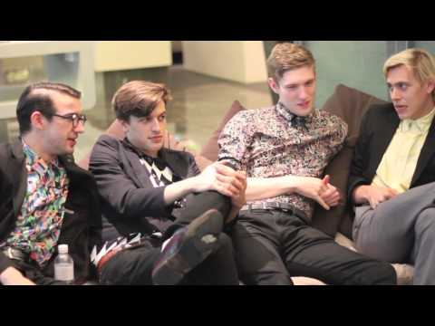 Spector - An Interview (Singapore, 2012)