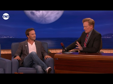Breckin Meyer On CONAN - Preview Clip | Franklin & Bash | TNT
