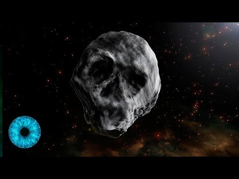 Totenkopf-Asteroid nähert sich ausgerechnet an Halloween - Clixoom Science & Fiction