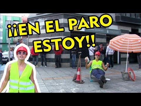 Parodia PSY Gangnam Style En el Paro Estoy Rudy y Ruymán