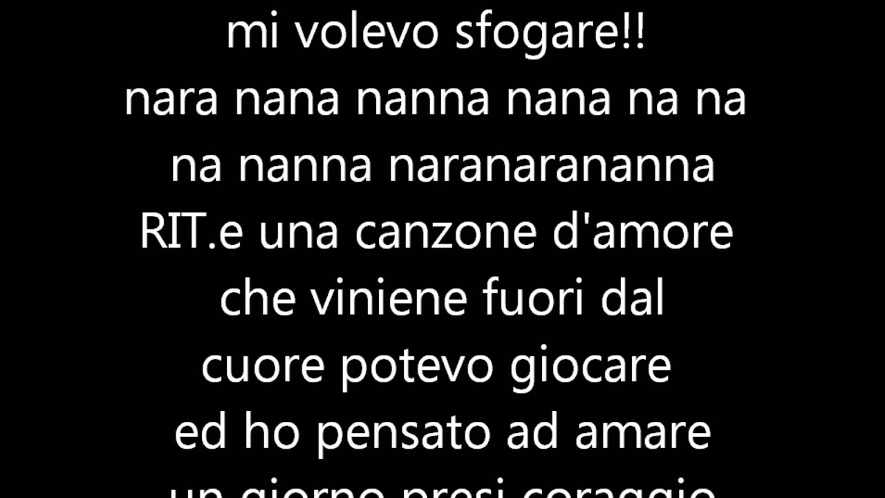 cantanti italiani omosessuali Altamura