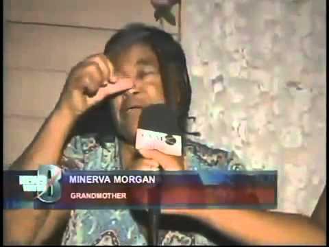Niño atacado por un fantasma en Jamaica