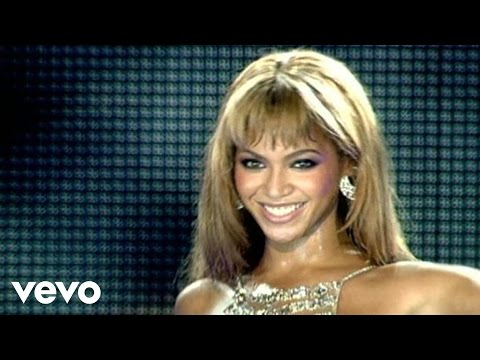 Beyoncé - Dangerously In Love (Live)