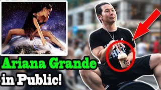 """Download Lagu Ariana Grande - """"God is a Woman"""" - SINGING IN PUBLIC!! Gratis STAFABAND"""