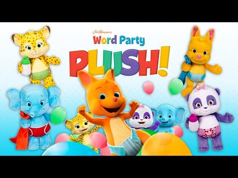 Word Party Snuggle & Play Babies Plush from Snap Toys! | A Toy Insider Play by Play